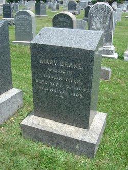 Mary <i>Drake</i> Titus