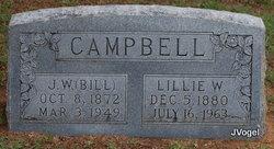 James William 'Bill' Campbell