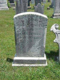 David S Hill