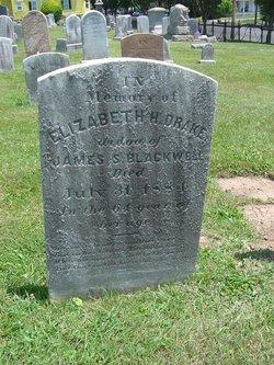 Elizabeth H <i>Drake</i> Blackwell