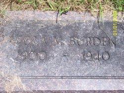 Viola Mae Burden