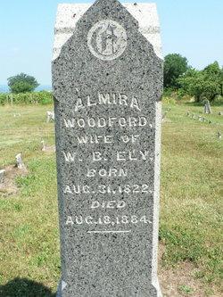 Almira <i>Woodford</i> Ely