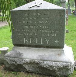 Bridget A Kelly