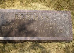 Chester Lee Bowman