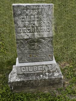 Mary <i>Welty</i> Gilbert