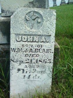 John Andrew Blair