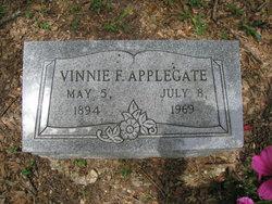 Louvina Viney <i>Fisher</i> Applegate