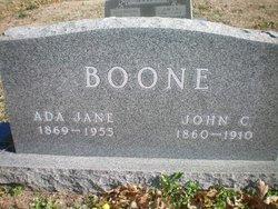 Ada Jane <i>Younger</i> Boone