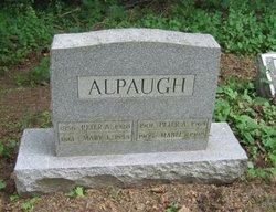 Mary Jane <i>Hume</i> Alpaugh