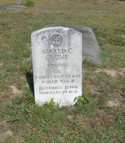 Alfred G. Crump
