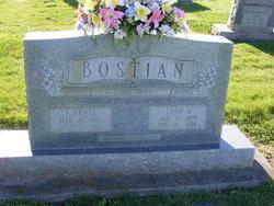 Luda Henrietta <i>Bowman</i> Bostian