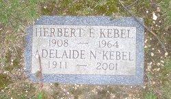 Herbert F Kebel