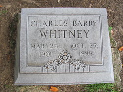 Charles Barry Whitney