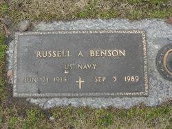 Russell A. Benson