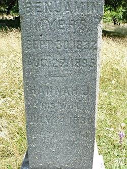 Hannah J. Myers