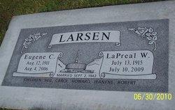 Eugene C Larsen