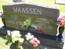 Louise Genevieve Jenny Maassen