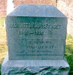 Washington Dorsey Holt