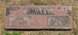 Anna <i>Mounts</i> Bailey