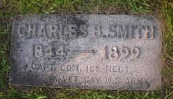 Charles Brooks Smith