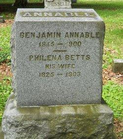 Phelena <i>Betts</i> Annable
