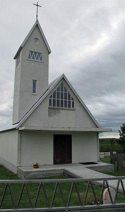 Laugardaelir Church Cemetery