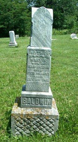 Mary Frances <i>Norrell</i> Baldwin