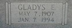 Gladys E <i>Akins</i> Adcock