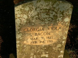 Georgia Viola Bacon