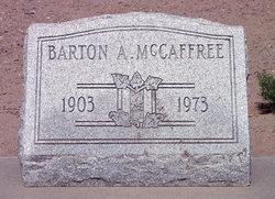 Barton A. McCaffree