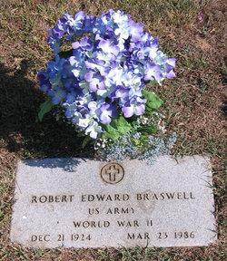 Robert Edward Braswell