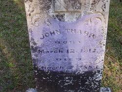 JOHN Tharp