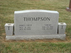 James Fred Thompson