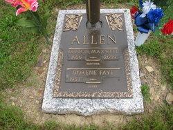 Delton Maxwell Allen