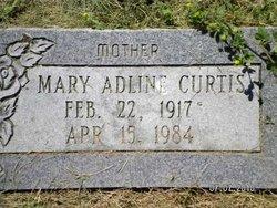 Mary Adline Curtis