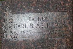 Carl B Ashlock