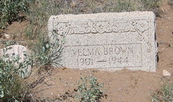 Velma <i>Medlock Falkner</i> Brown