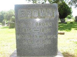 Hartson R. Brown