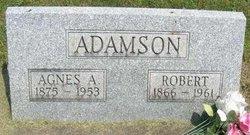 Agnes Aurella <i>Russell</i> Adamson