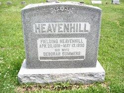 Deborah M <i>Summers</i> Heavenhill