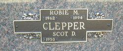 Robert Mark Robie Clepper