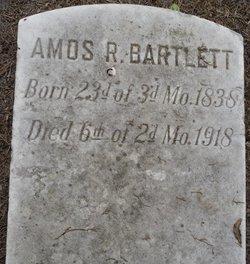Amos R. Bartlett