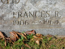 Frances <i>Reid</i> Harris