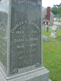Sarah Elizabeth <i>Moore</i> Blackwell