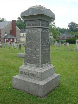Elizabeth Eldridge Lizzie <i>Cook</i> Blackwell