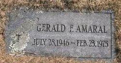 Gerald F. Amaral