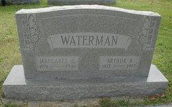 Margaret Elizabeth <i>Gallilee</i> Waterman