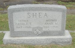 George Thomas Shea, Sr