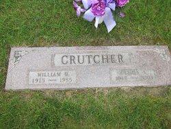 Cleda A Crutcher