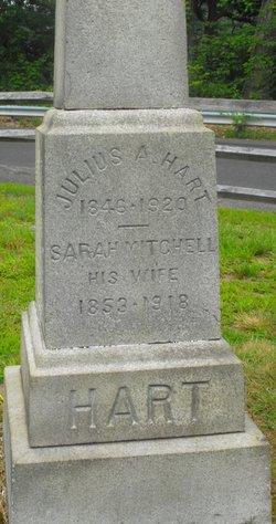 Sarah <i>Mitchell</i> Hart